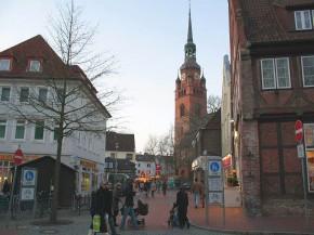 Blick in die Kirchenstraße