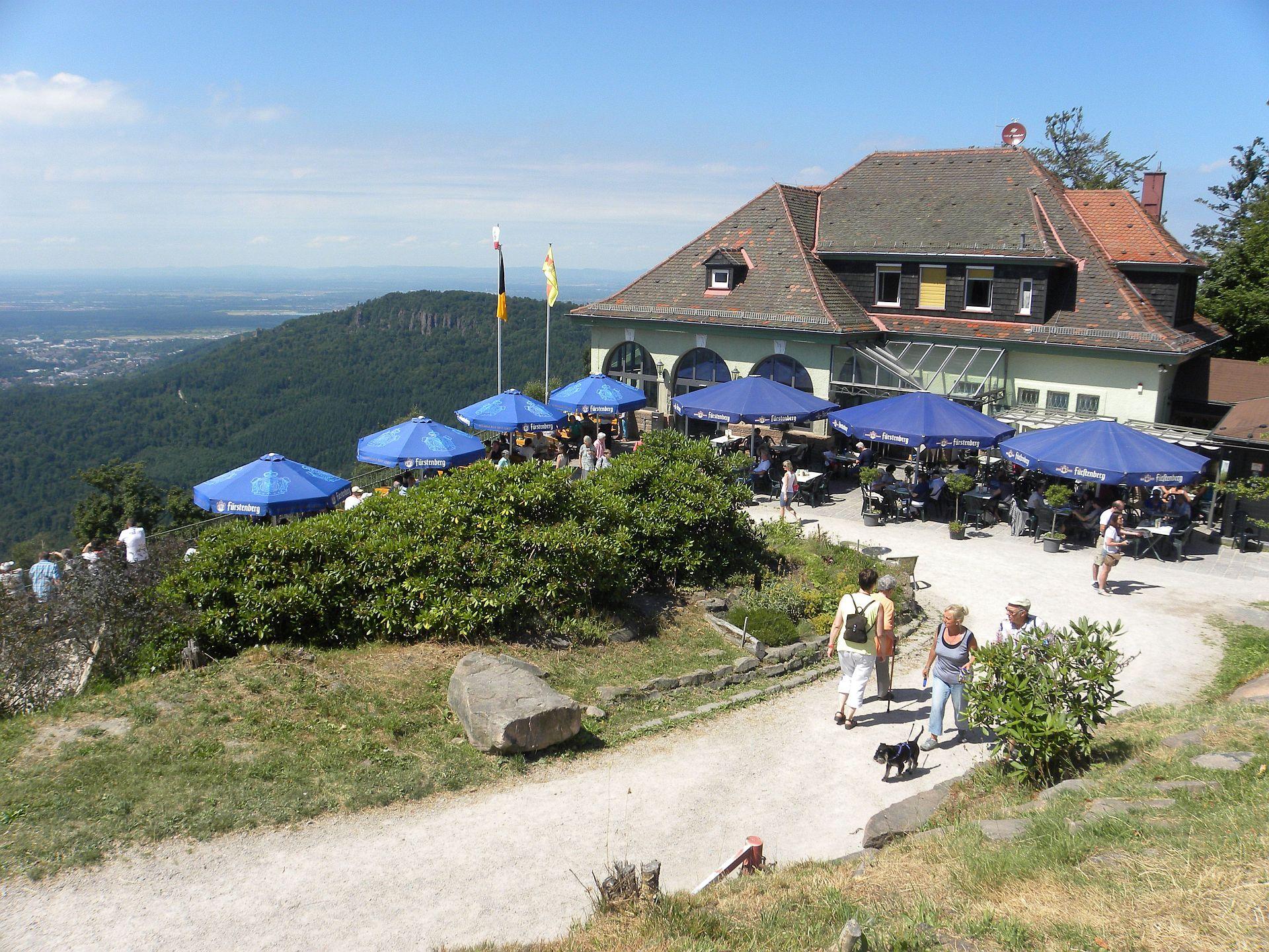 Baden Baden Merkurbahn