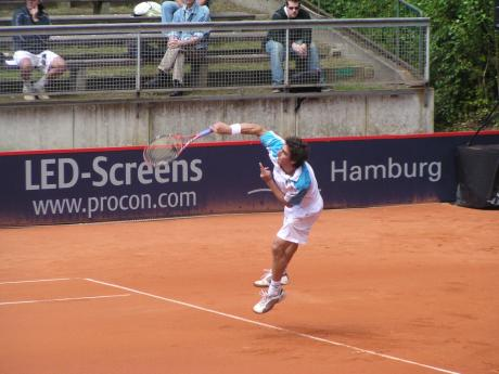 Tennis Hamburg Rotherbaum 2009
